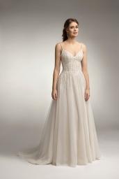 suknia ślubna TO-1001T przód