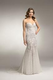 suknia ślubna TO-1015T przód