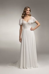 suknia ślubna TO-1019T przód