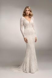 suknia ślubna TO-1037T przód
