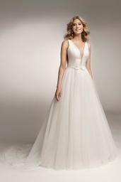 suknia ślubna TO-1045T przód