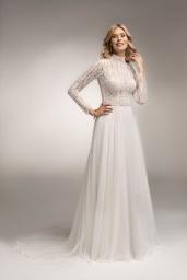 suknia ślubna TO-1072T przód
