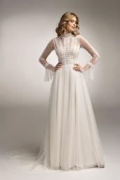 suknia ślubna TO-1073T przód