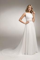 suknia ślubna TO-1074T przód