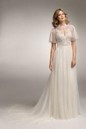 suknia ślubna TO-1077T przód