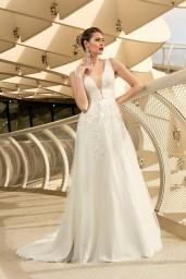 suknia ślubna TO-1089T przód