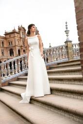 suknia ślubna TO-1094T przód