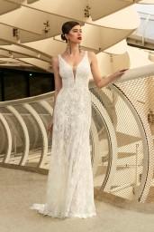 suknia ślubna TO-1095T przód