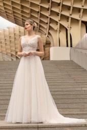 suknia ślubna TO-1116T przód