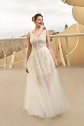 suknia ślubna TO-1123T przód