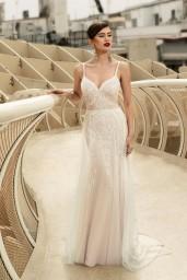 suknia ślubna TO-1124T przód