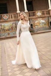 suknia ślubna TO-1126T przód
