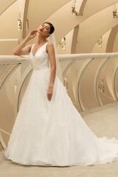 suknia ślubna TO-1164TR przód