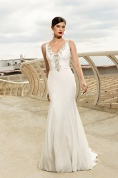 suknia ślubna TO-1180T przód