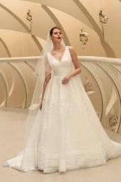 suknia ślubna TO-1186T przód