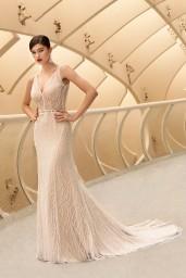 suknia ślubna TO-1191T przód