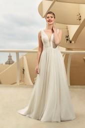 suknia ślubna TO-1195T przód