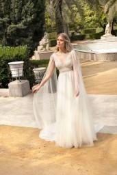 suknia ślubna TO-1211T przód