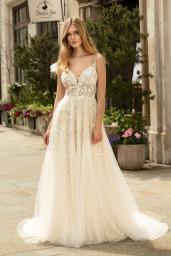 suknia ślubna TO-1240T przód