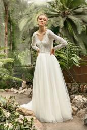 suknia ślubna TO-1241T przód