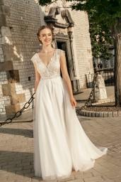 suknia ślubna TO-1250T przód