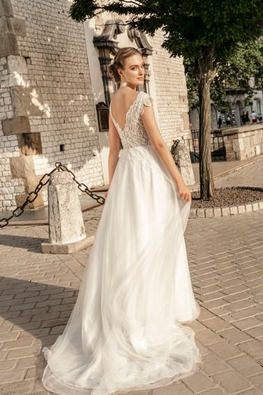 suknia ślubna TO-1250T tył