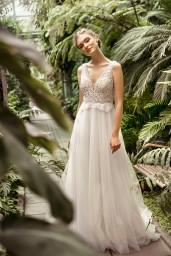 suknia ślubna TO-1251T przód