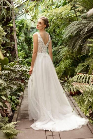 suknia ślubna TO-1251T tył