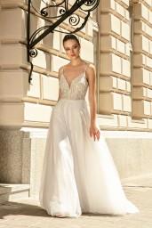 suknia ślubna TO-1261T przód