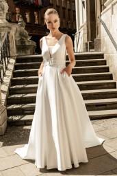 suknia ślubna TO-1264T przód