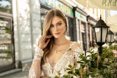 suknia ślubna TO-1265 zbliżenie