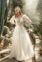 suknia ślubna TO-1267T przód