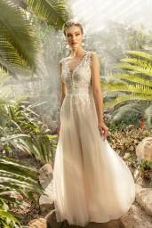 suknia ślubna TO-1269T przód