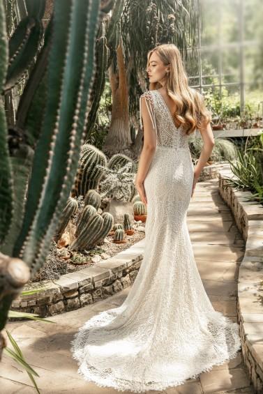 suknia ślubna TO-1273T tył