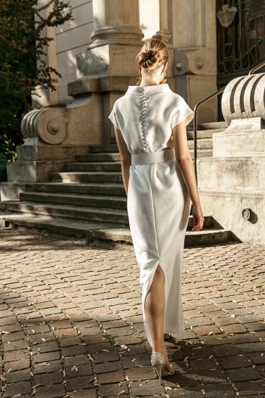 suknia ślubna TO-1275 tył