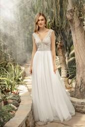 suknia ślubna TO-1281T przód