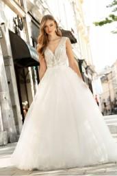 suknia ślubna TO-1284 przód