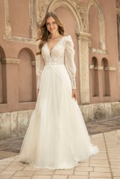 suknia ślubna TO-1286T przód