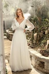 suknia ślubna TO-1288T przód