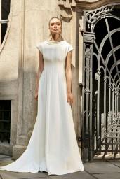 suknia ślubna TO-1289T przód