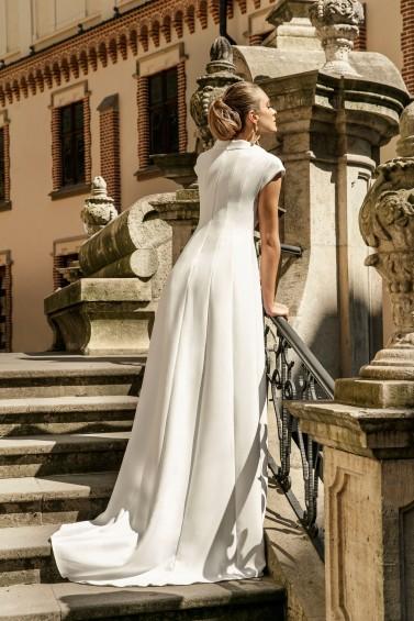 suknia ślubna TO-1289T tył