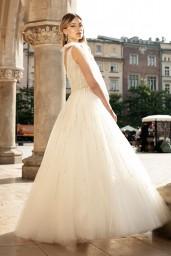 suknia ślubna TO-1292 przód