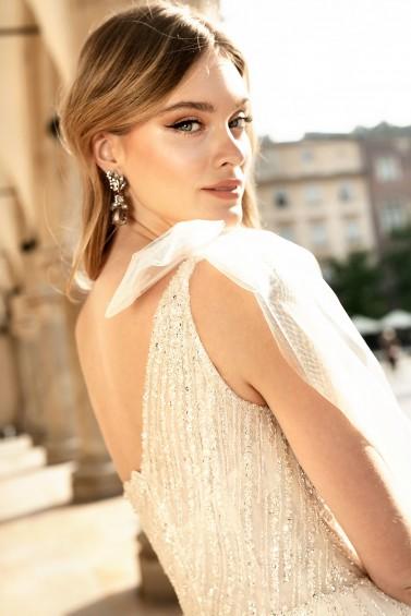 suknia ślubna TO-1292 tył