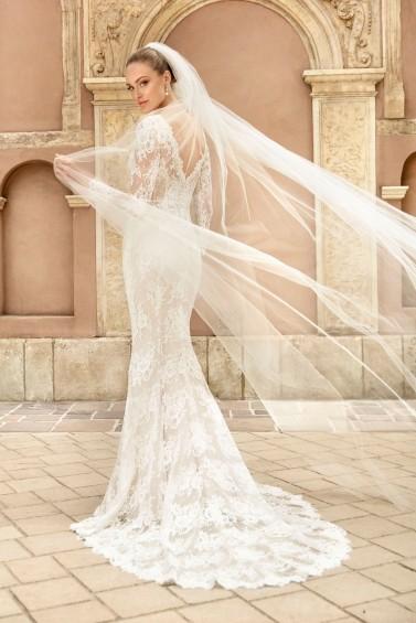 suknia ślubna TO-1294T tył