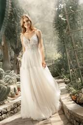 suknia ślubna TO-1298T przód