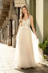 suknia ślubna TO-1306T przód