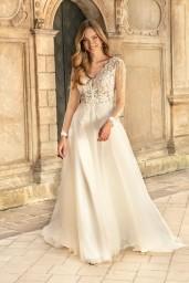 suknia ślubna TO-1309T przód