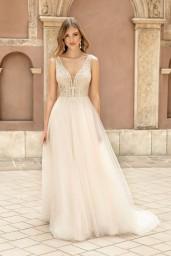 suknia ślubna TO-1310T przód
