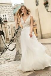 suknia ślubna TO-1314T przód