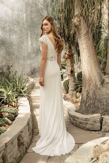 suknia ślubna TO-1319T tył